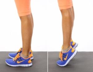 physio shepp calf work